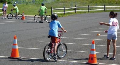Bike Rodeo at BikeFest2010