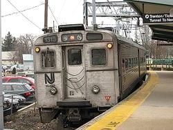 """NJ Transit """"Dinky"""""""
