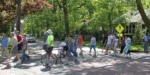 Community Walk 2010