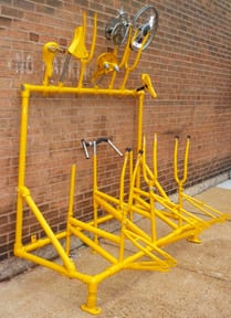 Bike Rack Art