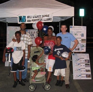 Hightstown Night Out 2008