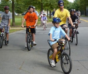 West Windsor Community Bike Ride 2009