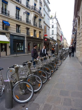 Velib, Paris