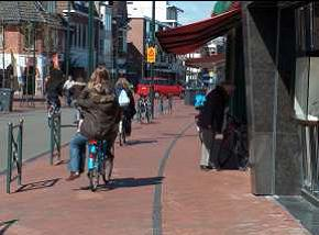 from Shared Space: Safe or Dangerous?