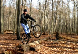 Mercer County Mountain Biking