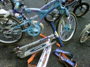 Bikes and more for Bike Exchange