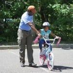 learn to bike 7 june 2012