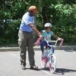 learn to bike 7 june 2012