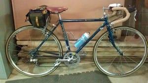 Kiyomi bike