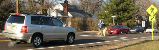 Norchester/Clarksville Crosswalk