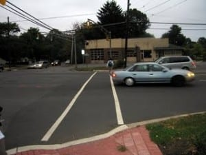 571/Wallace/Cranbury intersection, 2007