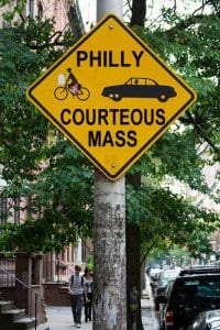 Courteous Mass ride