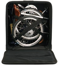Folding BIke in a Bag