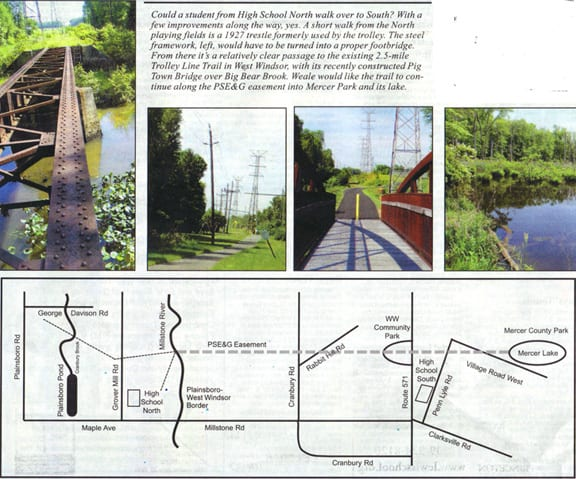Trolley Trail Map-projected