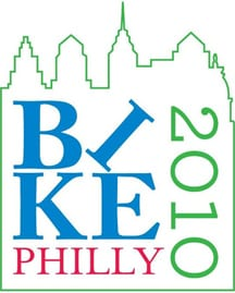 Bike Philly 2010 logo