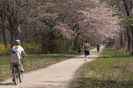 D&R Canal Biking and Walking