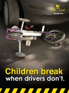 children Break ad