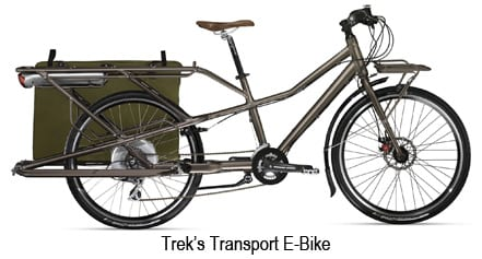 Trek's Transport e-bike