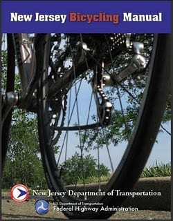 NJ Bicycle Manual Cover