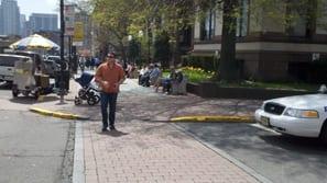 Hoboken crosswalk