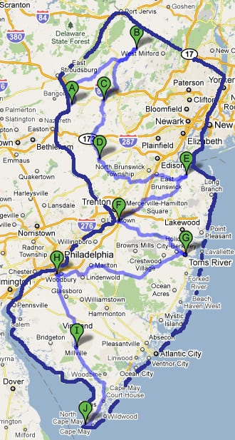 new jersey bicycle route north to south wwbpa