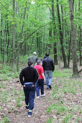 Zaitz Preserve Walk