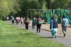 community walk 2011