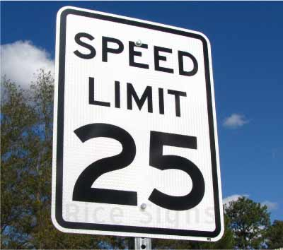 plainsboro lowers a speed limit wwbpa
