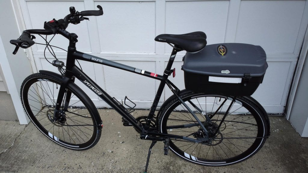 Commuter bike after 1 year