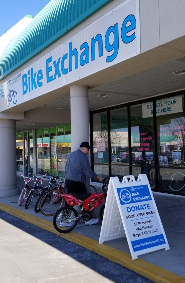 Bike Exchange in Trenton